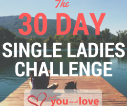 30 Day Single Ladies Challenge